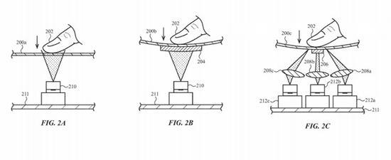 苹果新专利:使用激光技术来提升 iPhone 打字效率
