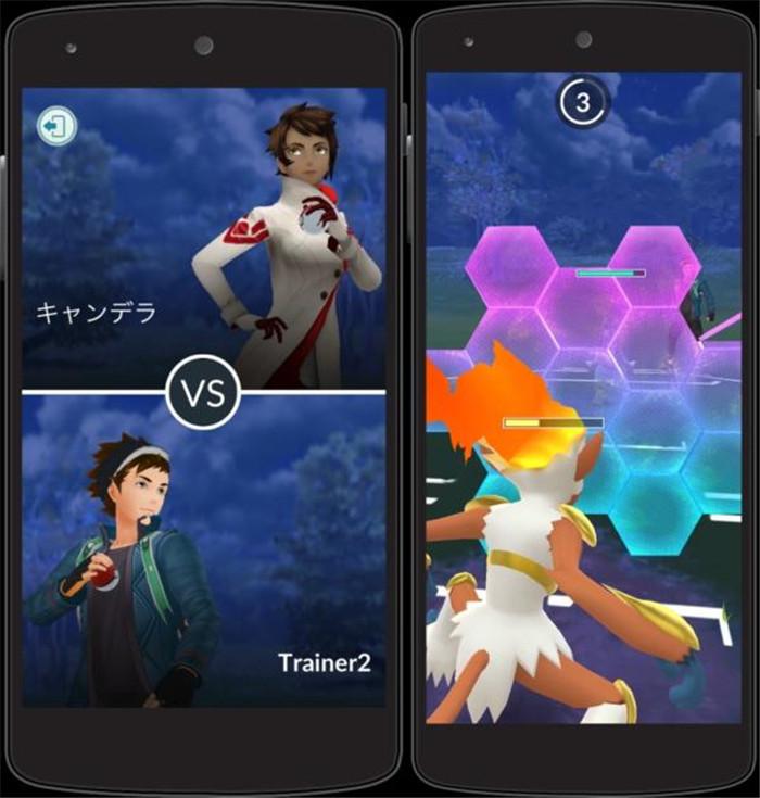 《Pokémon GO》宣布明年正式加入线上对战机制
