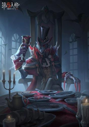 第五人格杰克礼包古堡盛宴 那位幽居的伯爵来了