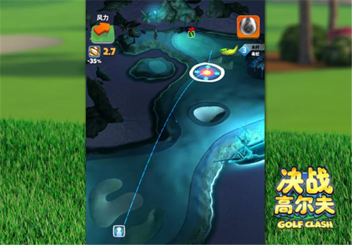 迎接萬圣節!《決戰高爾夫》新版本登錄蘋果AppStore