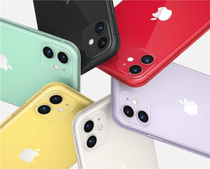 分析師:iPhone 11 一個月大賣 1200 萬部,蘋果加大產量