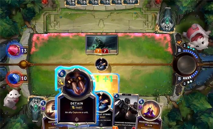 炉石在前、LOL在后:拳头卡牌游戏到底哪不一样?