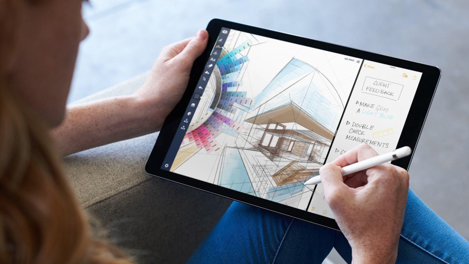 iPad Pro 屏幕采用 120Hz 刷新率有什么用?
