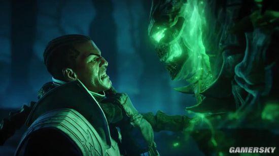 《英雄联盟》卢锡安新语音:是谁绿了我而我又绿了谁?
