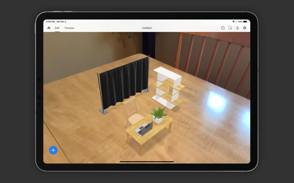 Adobe Aero 现已登陆 iOS,将 PS 图层变成 AR 交互