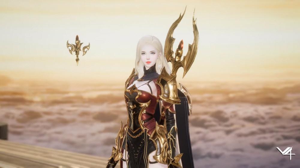 MMORPG《V4》11月7日上线 各项系统情报公开