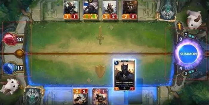 《巫师之昆特牌》手游登顶IOS下载榜,对战卡牌的接棒者要来了?