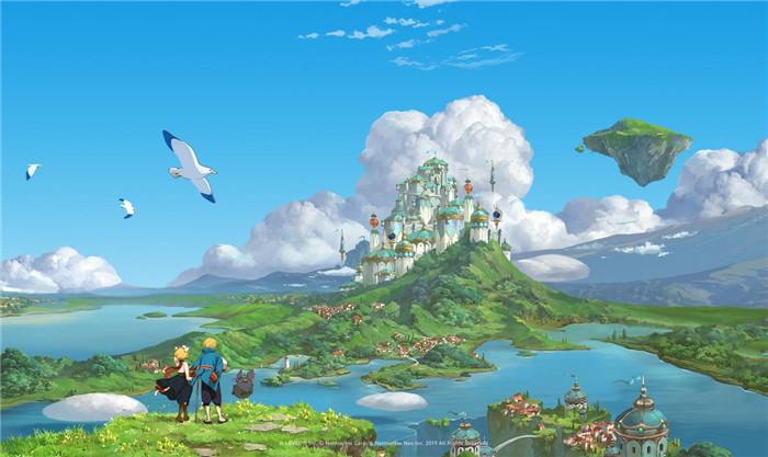 《二之国》题材手游公布 吉卜力工作室协助开发