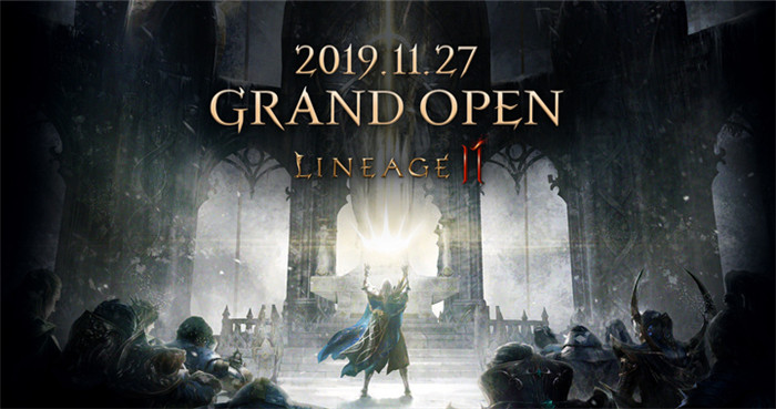 《天堂2 M》宣布将于11月27日上线 公开全新PV