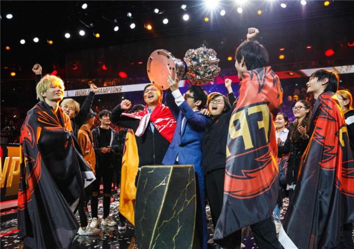 英雄联盟全球总决赛越来越有意思了