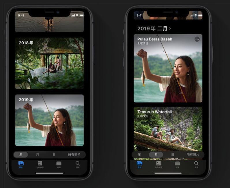 """iOS 13 """"照片""""应用中一些贴心的小细节"""