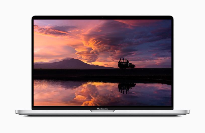 苹果正式推出 16 英寸 MacBook Pro