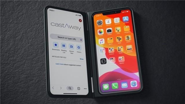 CastAway 手机保护壳可为 iPhone 增加扩展屏幕