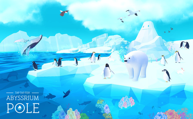 手游《深海水族馆》正统续作放出最新预告影片
