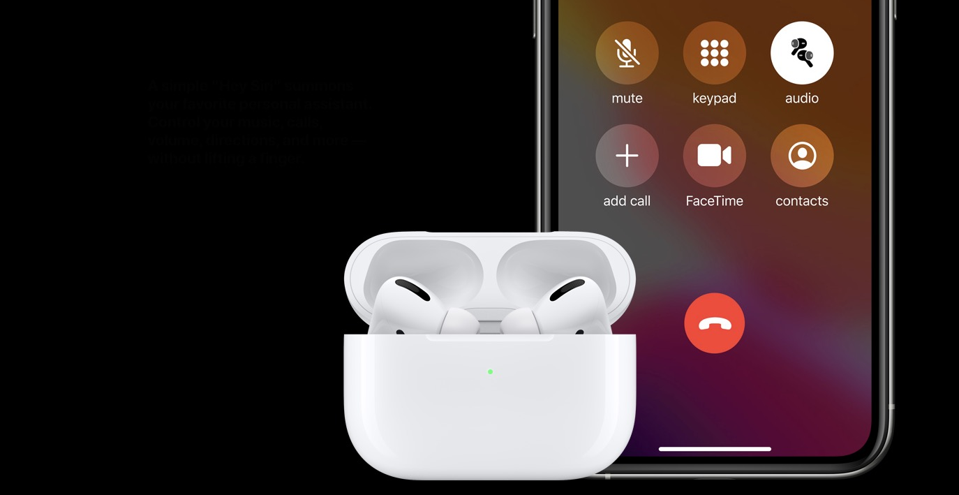 苹果发布 AirPods Pro 固件更新