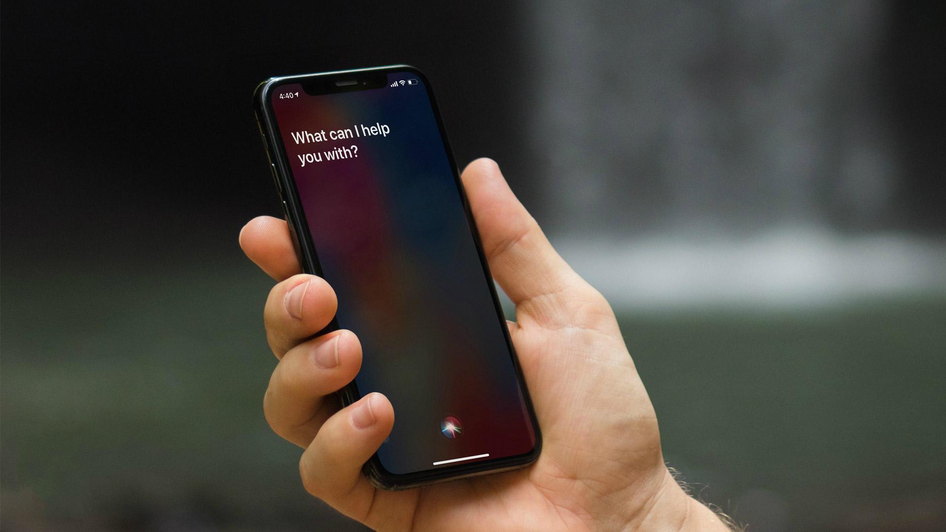 在未来,Siri 或许可以读懂你的表情