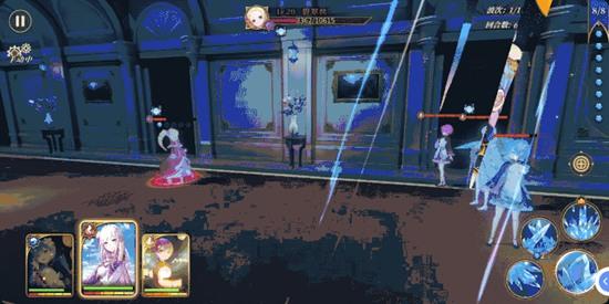 卡牌RPG养成的超人气漫改游,《从零开始的异世界》11.19开测!
