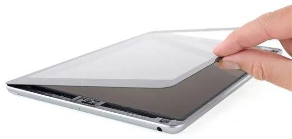iPad 全贴合屏和非全贴合屏幕有什么区别?