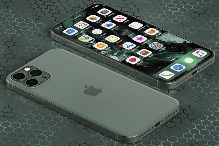 iPhone 12 渲染图曝光:采用全新设计