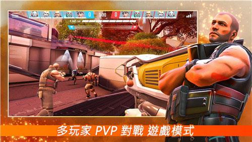 《暗影之枪战争游戏》预约开启,体验最刺激的5V5对战
