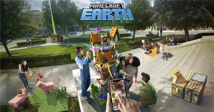 《Minecraft Earth》宣布在15个地区先行上架试玩