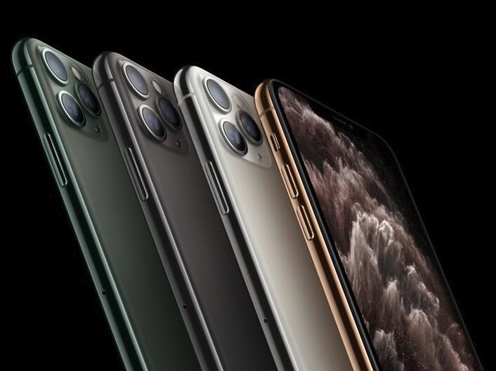 供应链预测:明年苹果 5G iPhone 出货量多达 1.2 亿部