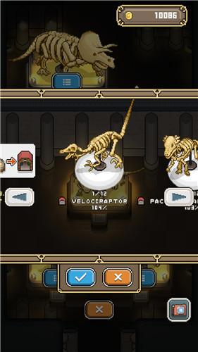 《我的化石博物馆》一起来挖化石咯