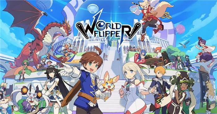 Cy新作 弹珠RPG手游《World Flippe》明日上线