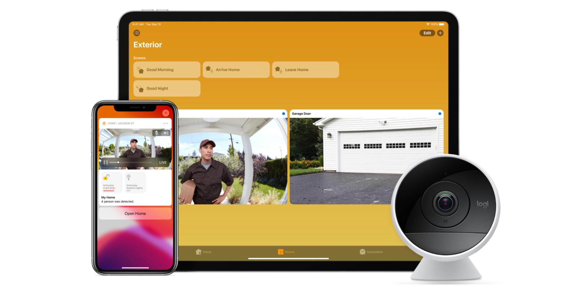 苹果悄然更新官网,HomeKit 新功能将兑现