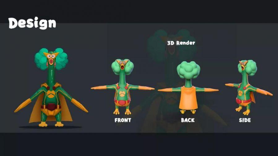 《鸡你太美2》不止于滑稽搞笑,开发者对新作有更深刻的设计思考