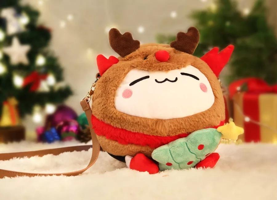 冬日献礼《阴阳师》圣诞周边上新