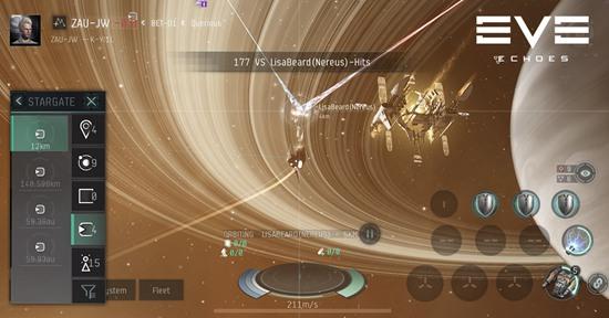 端游一场战役能打上数十小时?硬核到不行的EVE手游