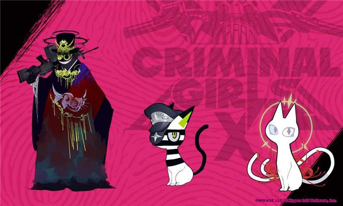 VR手游《CRIMINAL GIRLS X》公开游戏最新情报