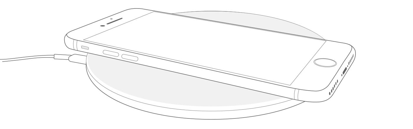 苹果iPhone 11无线充电方法