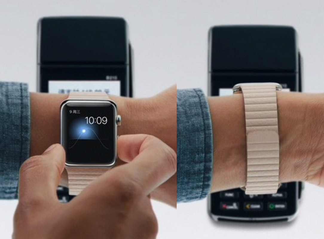 如何在 Apple Watch 上快捷使用 Apple Pay?
