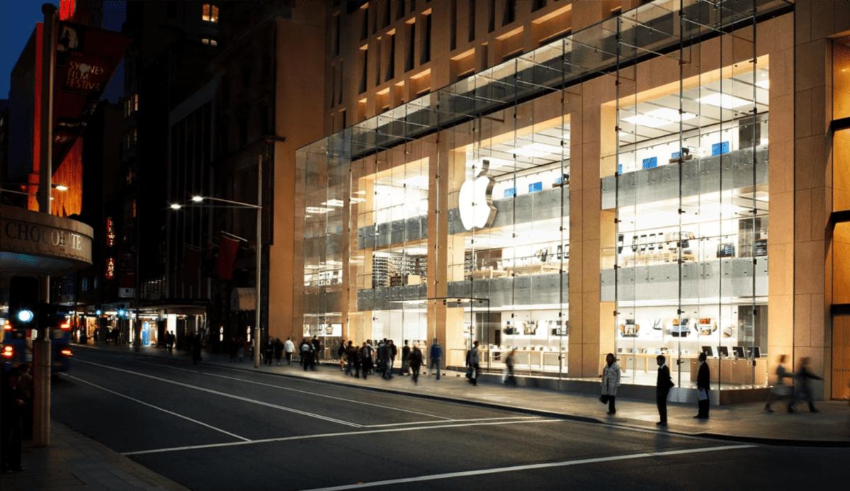 悉尼和多伦多的两家 Apple Store 将迎来翻新