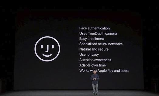 苹果将于明年在 MacBook Pro 上引入面部识别功能