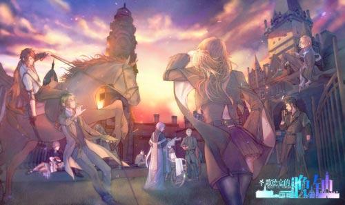 """《圣歌德嘉的晚钟》:当死亡不可避免,这是响彻于梦与现实之间的""""晚钟"""""""