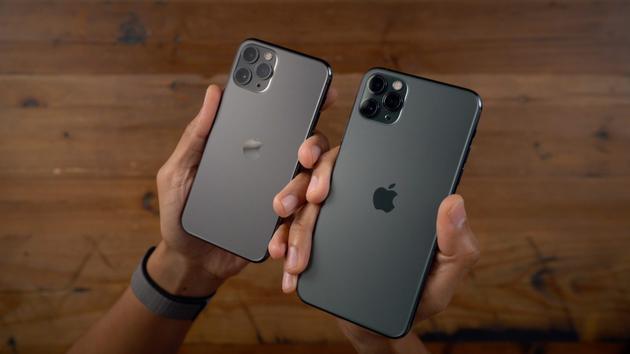 罗森布拉特证券:苹果将 iPhone 11 Pro 减产 25%