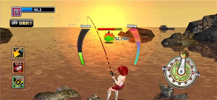 钓爆全世界 钓鱼手游《FishingHero NEO》上架