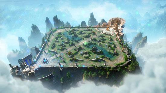 《光辉对决》12月13日删测!剑走偏锋的MOBA游戏 有着敢于创新的种子