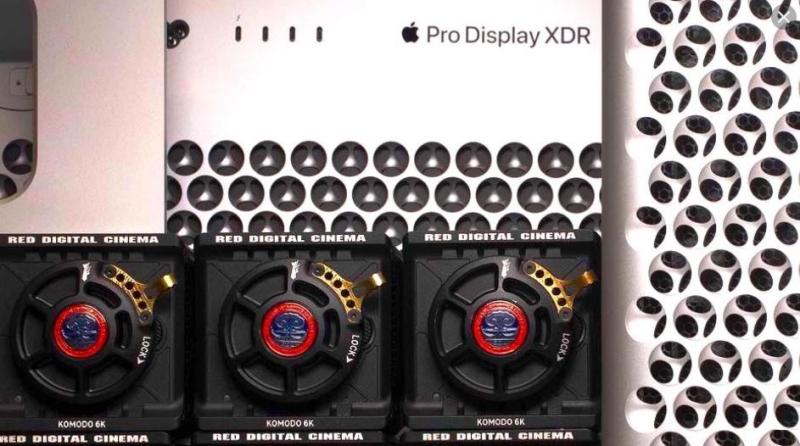 苹果与 RED 公司完成 Metal 引擎 R3D 加速支持