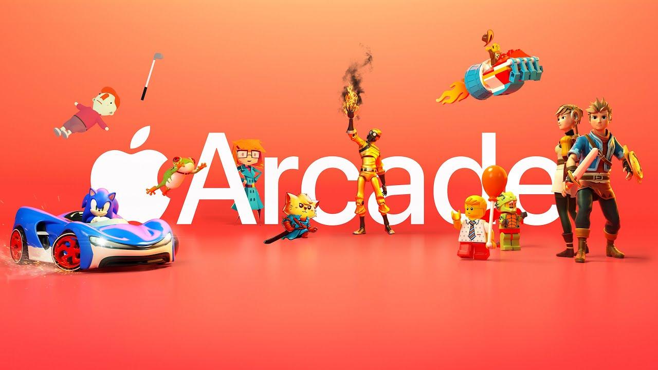 Apple Arcade 增加更划算的年订阅选项