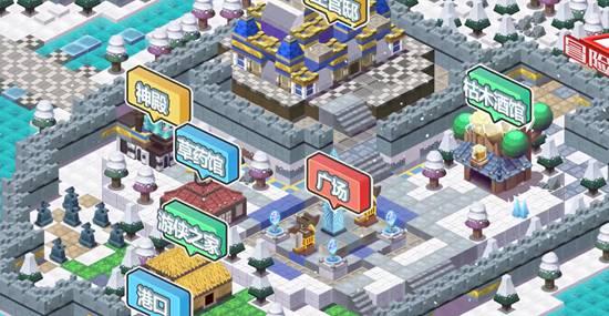 roguelike迷宫冒险《诺加尔德》12月17日开测!全员方脑壳