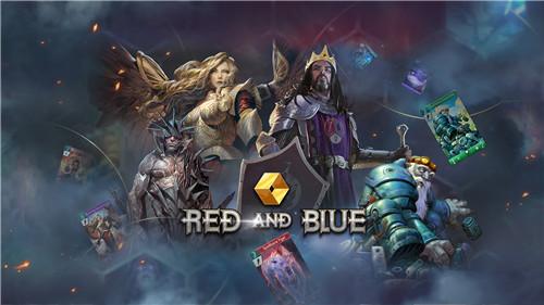 12月17日《Red and Blue》老牌TCG厂商再次开启次元裂缝