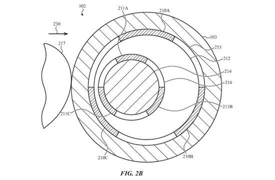 未来 Apple Watch 可能会拥有类似操纵杆的数字表冠
