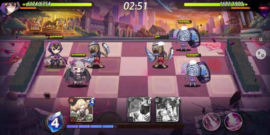 《命运神界:梦境链接》12月23日开测!创意的棋盘式回合战斗
