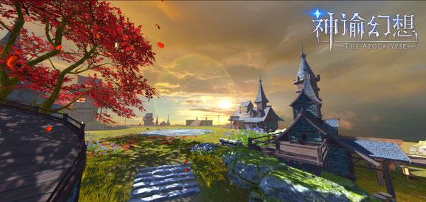 《神谕幻想》今日安卓震撼开测!一起来定制你的幻想世界!