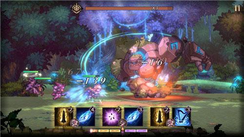 日系像素RPG《复苏的魔女》12月24日开启魔女的宿命之旅