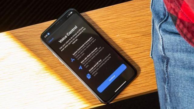 iOS13.3中的语音控制好用吗?如何开启语音控制?